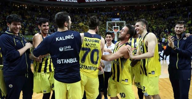 Fenerbahçe Avrupa'da Ses Getiriyor