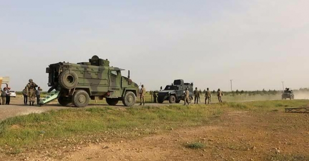 Genelkurmay Başkanlığı: Suriye Tarafında 11 Terörist Etkisiz Hale Getirildi