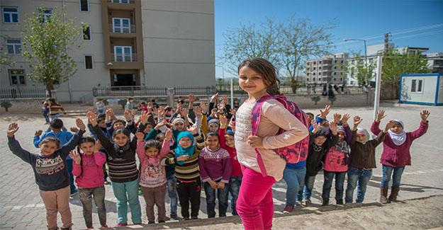 Türkiye'de Okul Çağında 830 Bin Suriyeli Var
