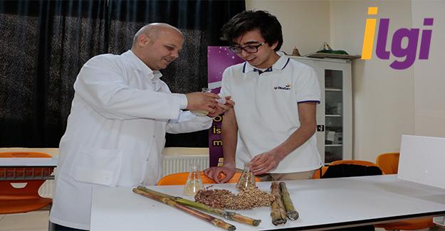 Urfa'nın Eğitim Markası İlgi'de Deha Öğrenciler Yetişiyor