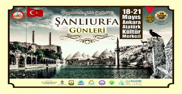 Ankara Şanlıurfa Tanıtımına Hazır