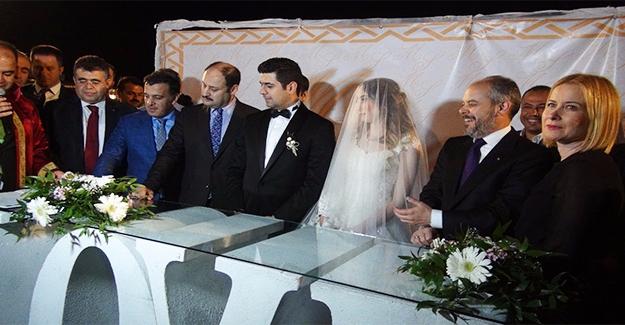 Bakan Kılıç'ın Urfalı Özel Kalem Müdürü Evlendi