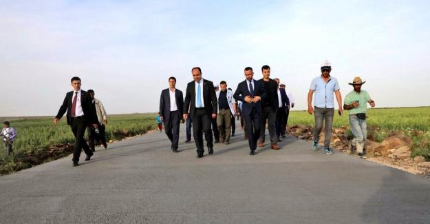 Başkan Çiftçi: Bozulmayan Yollar İnşa Edeceğiz