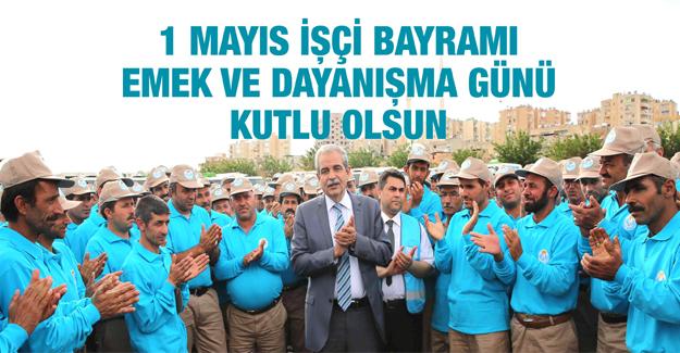 Başkan Demirkol'dan 1 Mayıs Mesajı