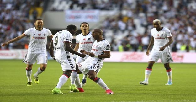 Beşiktaş-Gaziantepspor Maçından Notlar