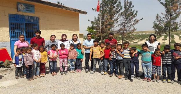 Birecik MYO'dan Sosyal Sorumluluk Projesi