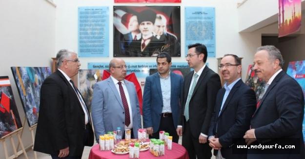 Çankırı'da Malzeme Dağıtım Töreni Gerçekleştirildi