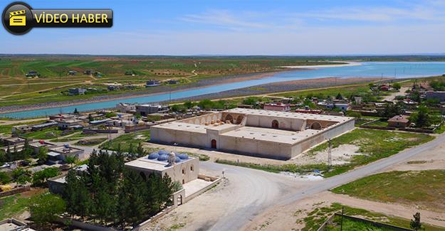 Çarmelik Kervansaray'ı Cazibe Merkezi Oluyor