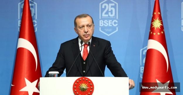 Erdoğan: Üzerimize Düşeni Yapmaya Hazırız