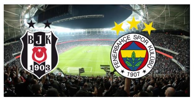 Fenerbahçe-Beşiktaş Derbisinde Gözler Forvetlerde