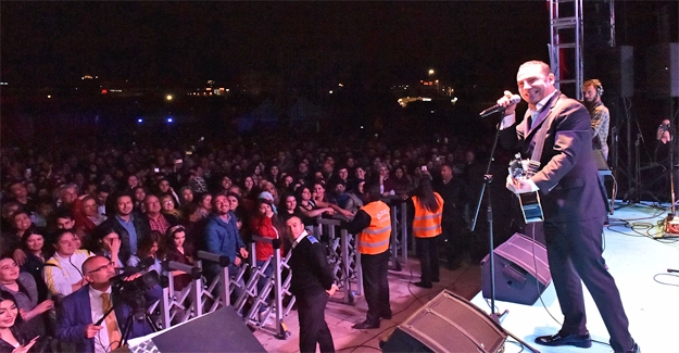 Ferhat Göçer Şanlıurfa Günlerinde Ankaralıları Coşturdu