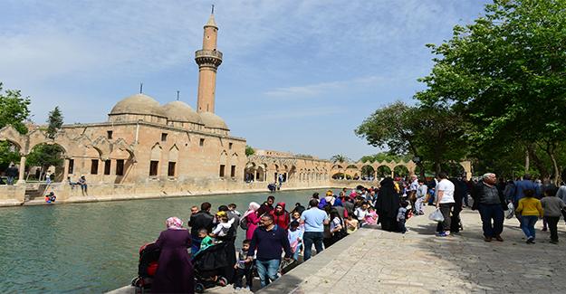 GAP'ın Başkenti Şanlıurfa'da Turizmde Rekor Bekleniyor