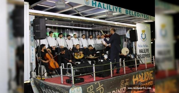 Haliliye'de Ramazan Dolu Dolu Geçiyor