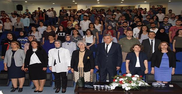Harran Üniversitesinde Hemşirelik Haftası Kutlandı