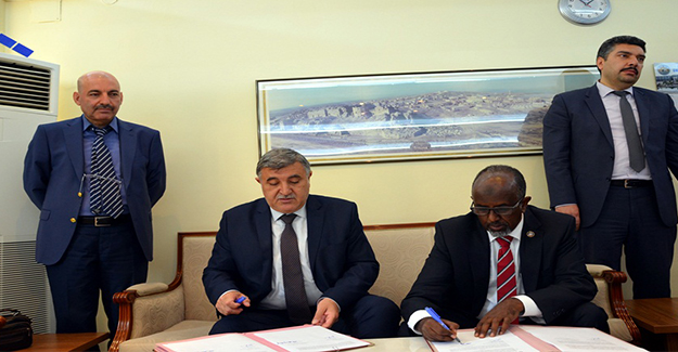 Harran Üniversitesi Somali ile Protokol İmzaladı