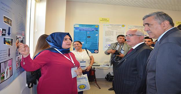 Harran Üniversitesinde AR-GE Proje Pazarı Kuruldu