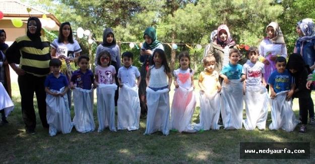 Harran Üniversitesinde II.Çocuk Şenliği Düzenlendi