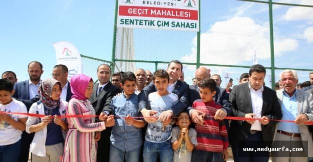 Karaköprü Belediyesi Gençlere Önem Veriyor
