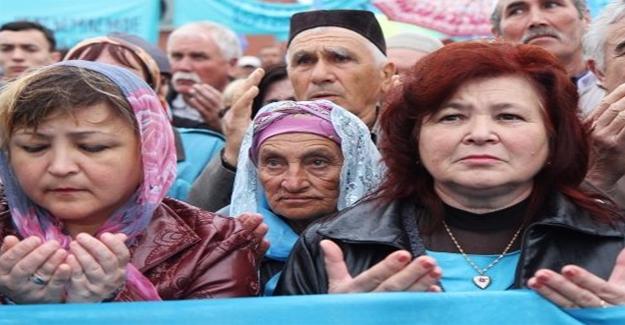 Kırım Tatarları Sürgünün 73. Yılı