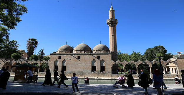 Mekke, Medine, Kudüs ve Şanlıurfa