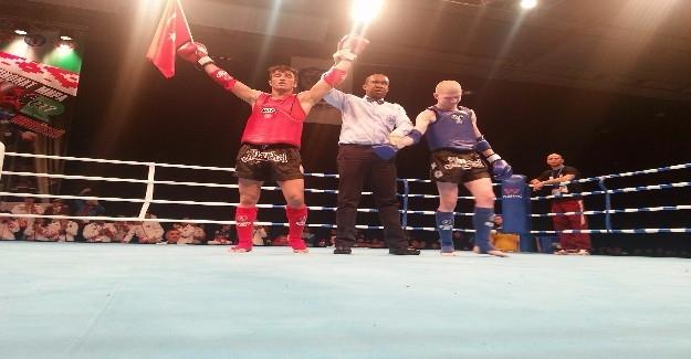 Muay Thai Dünya Üçüncüsü Oldu