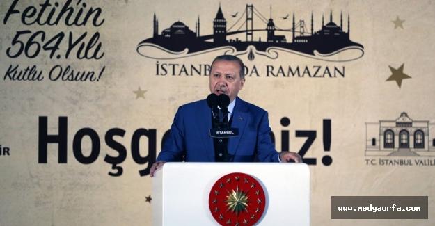 ''Ramazan Ayında İstanbul Bir Başka Güzel''