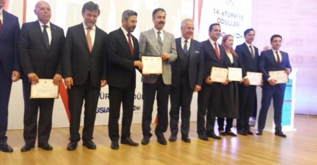 Şanlıurfa Büyükşehir Belediyesine Bir Ödül Daha
