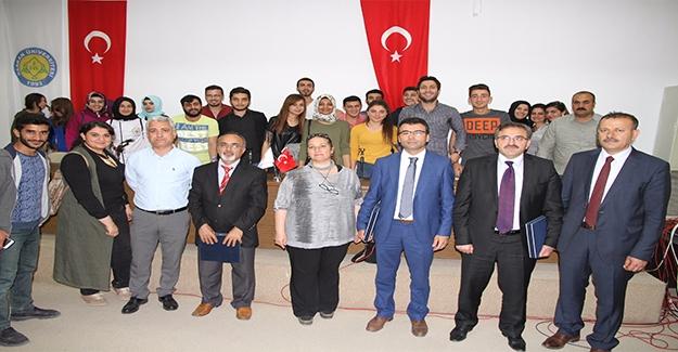 Şanlıurfa'da Türkiye'nin 2023 Vizyonu Paneli