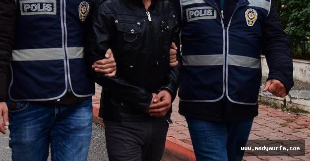 Şanlıurfa'da Aranan Hırsızlık Zanlısı Kilis'te Yakalandı