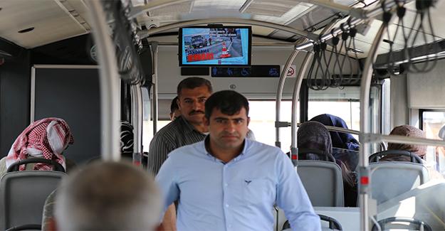 Şanlıurfa'da Jandarmadan Trafik Kazalarına Kamu Spotlu Uyarı