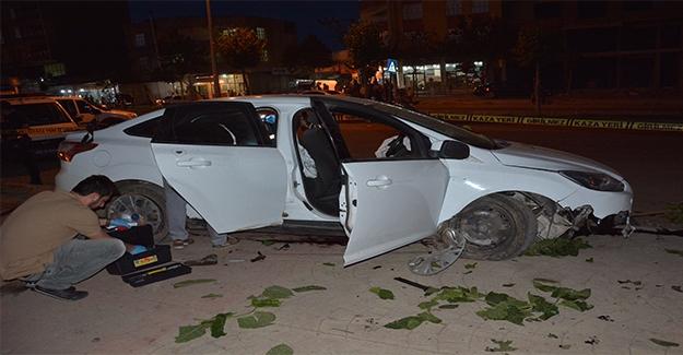Siverek'te Otomobile Silahlı Saldırı: 1 Yaralı