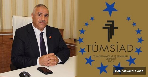 TÜMSİAD'dan Şanlıurfaspor Açıklaması