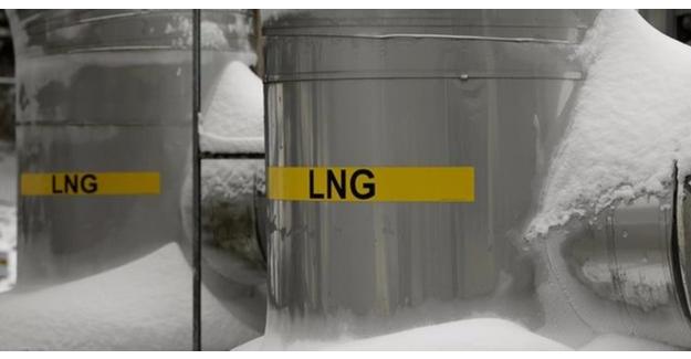 ABD Katar'ın LNG tahtına aday.
