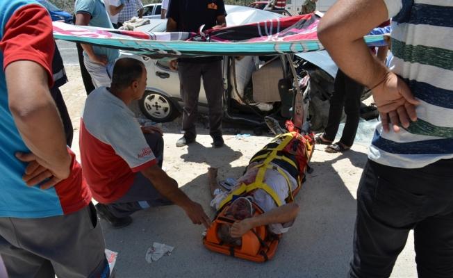 Adıyaman'da trafik kazası: 16 yaralı