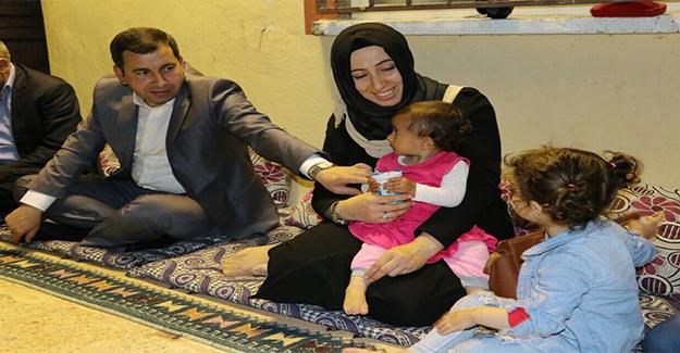 Başkan Baydilli İftarlarını Karaköprülü Vatandaşlarla Açıyor