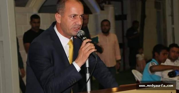 Başkan Yavuz'dan Başsağlığı Mesajı