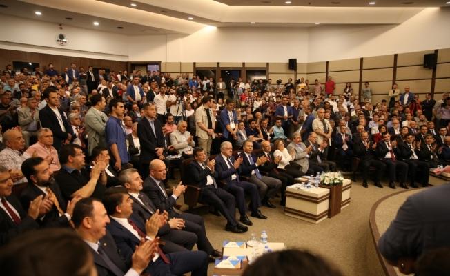 Büyükşehir Gaziantepspor genel kurulu