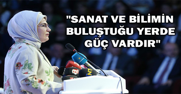 Emine Erdoğan, 'Geleceğimi Koruyorum' Projesinin Ödül Törenine Katıldı