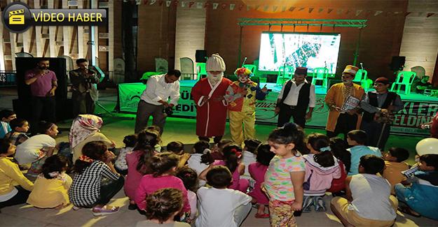 Eyyübiye'de Ramazan Etkinliğine Yoğun İlgi