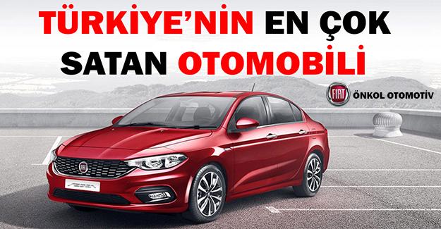 Fiat Egea Zirveyi Bırakmıyor