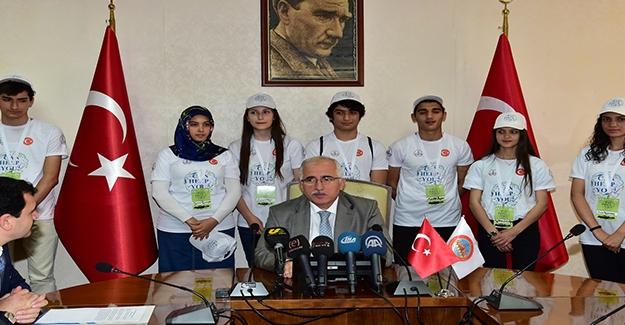 Gönüllü Turizm Elçileri Basına Tanıtıldı