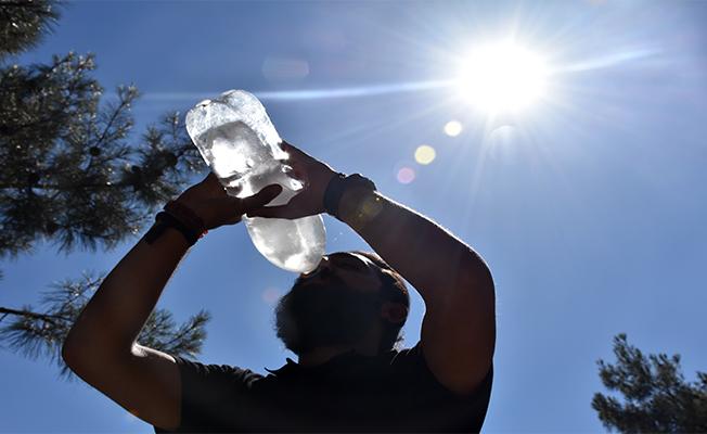 Güneydoğu'da Hava Sıcaklığı Bunaltıyor