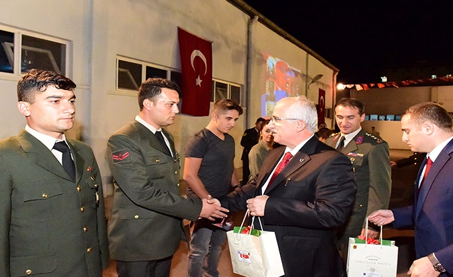 Jandarma'nın 178'inci Kuruluş Yıl Dönümü Kutlandı