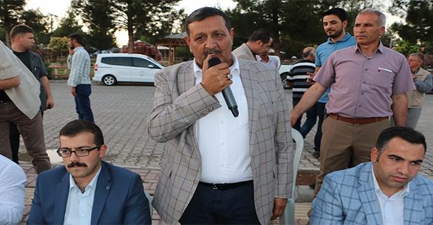 Kardeşlik Sofrası Harran'da Açıldı