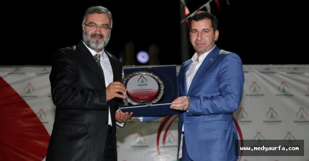 Mehmet Emin Ay Karaköprülülerle Buluştu