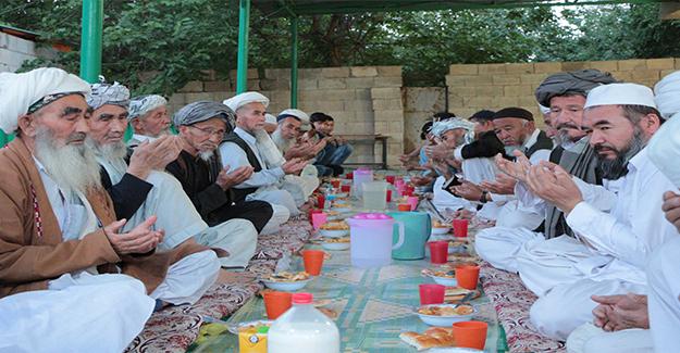 Özbek Türklerin İftar Geleneği