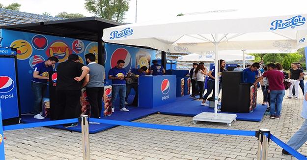 Pepsi Urfa'da ''Kör Tadım Testi'' Yaptı