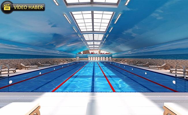 Şanlıurfa Yüzme Şampiyonlarına Ev Sahipliği Yapabilecek