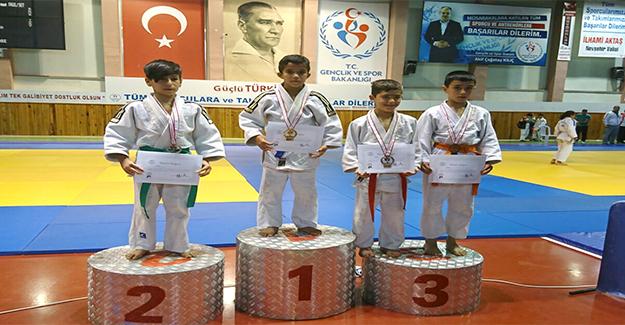 Şanlıurfa'da Judo Kulübü Şampiyon Çıkardı