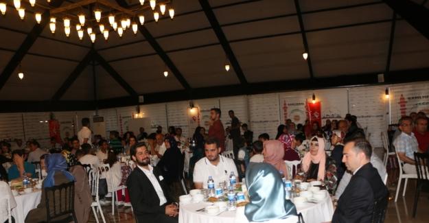 Şanlıurfa'da koruyucu ailelere iftar